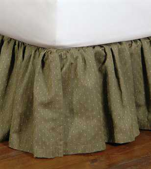 Eastern Accents Glenwood Quentin Olive Skirt