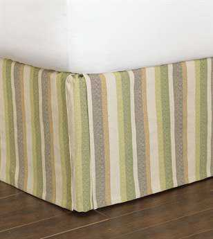 Eastern Accents Stelling Sago Grass Bed Skirt