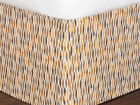 Eastern Accents Truman Truman Coin Bed Skirt