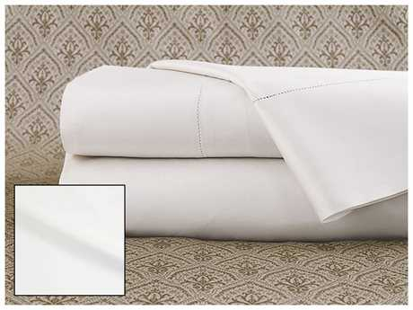 Eastern Accents Roma Luxe White Sheet Set
