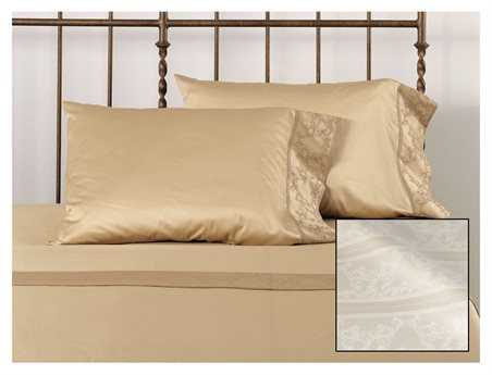 Eastern Accents Palazzo Ecru Sheet Set