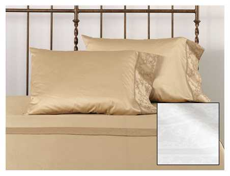 Eastern Accents Palazzo White Sheet Set