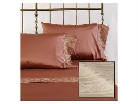 Eastern Accents Henna Sable Sheet Set