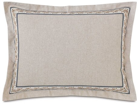 Eastern Accents Edith Greer Linen Standard Sham