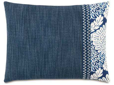 Eastern Accents Indira Ink Standard Sham (Right)