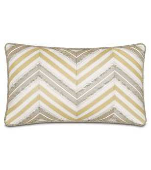 Eastern Accents Wakefield Genevieve Citrine Diagonal Inserts Pillow