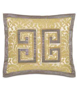 Eastern Accents Wakefield With Flange Pillow