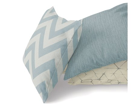 Ebel 16'' x 16'' Square Throw Pillow PatioLiving