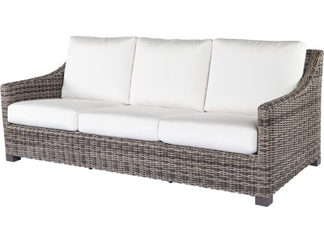 Ebel Avallon Wicker Sofa