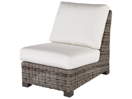 Ebel Avallon Wicker Modular Lounge Chair PatioLiving