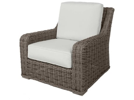 Ebel Laurent Wicker Lounge Chair
