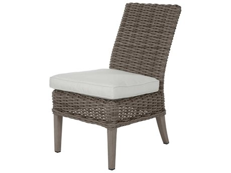 Ebel Laurent Wicker Dining Side Chair