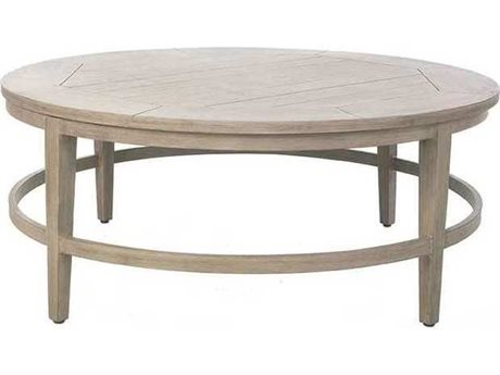 Ebel Portofino Aluminum Round Chat Table Base