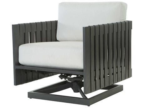 Ebel Tavera Aluminum Swivel Rocker Lounge Chair