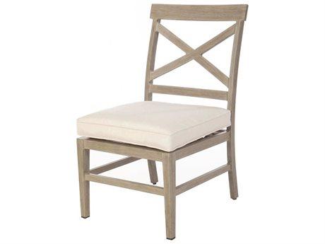 Ebel Portofino Aluminum Dining Side Chair