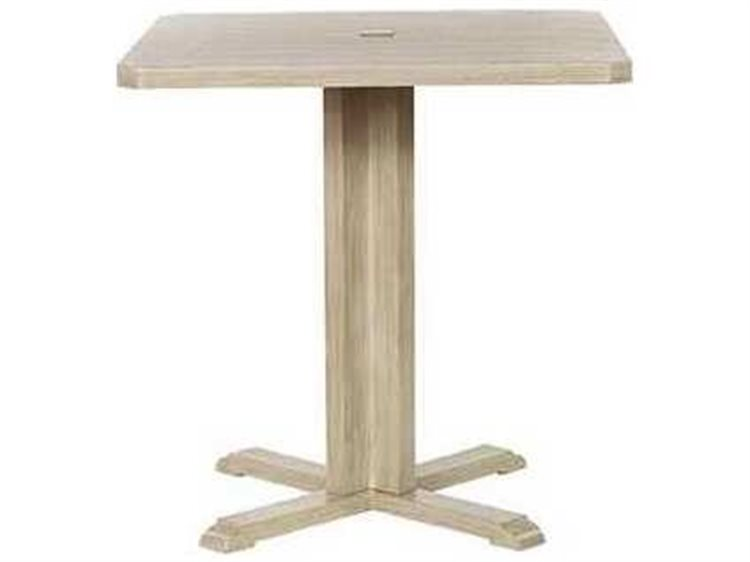 Pleasant Ebel Portofino Aluminum Counter Height Pedestal Table Base Download Free Architecture Designs Embacsunscenecom