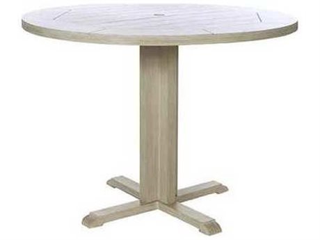 Ebel Portofino Aluminum Bar Height Pedestal Table Base