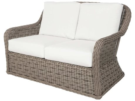 Ebel Bellevue Wicker Loveseat