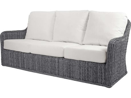 Ebel Belfort Wicker Sofa