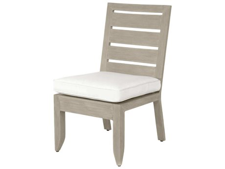 Ebel Napoli Aluminum Dining Side Chair
