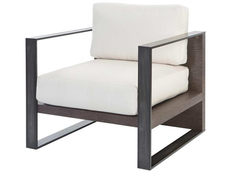Ebel Lucca Aluminum Lounge Chair