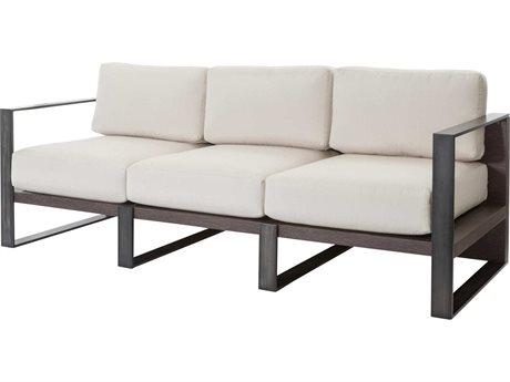 Ebel Lucca Aluminum Sofa