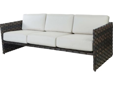 Ebel Allegre Wicker Sofa