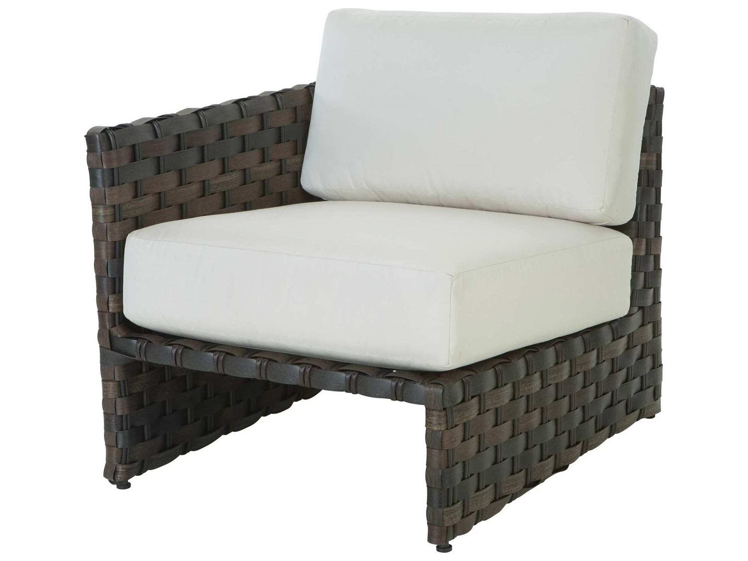 rattan bedroom furniture ebel allegre wicker sectional pit lounge set 13036