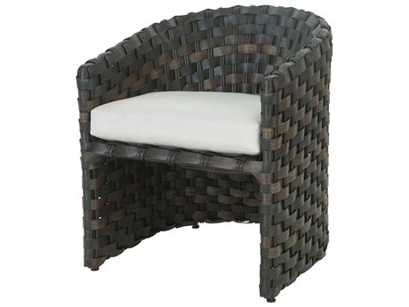Ebel Allegre Wicker Dining Arm Chair