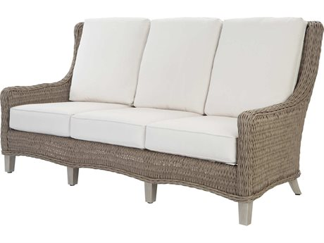 Ebel Geneva Wicker Sofa