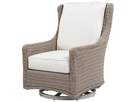 Ebel Geneva Swivel Glider Lounge Chair PatioLiving