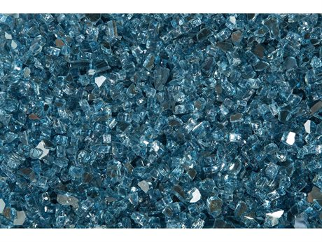 Ebel Blue Fire Glass 5 Lb Bag