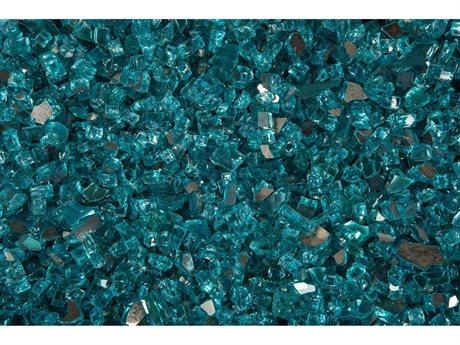 Ebel Aqua Fire Glass 5 Lb Bag
