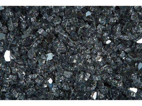 Ebel Charcoal Fire Glass 5 Lb Bag