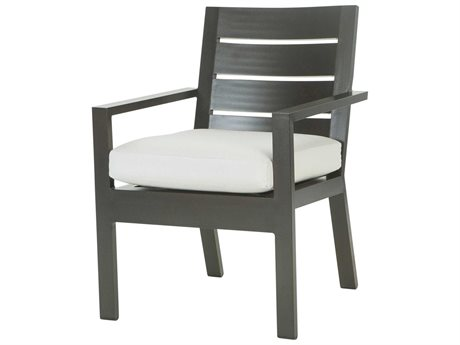Ebel Palermo Aluminum Dining Arm Chair