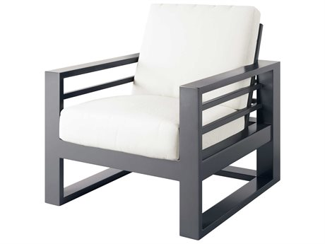 Ebel Palermo Aluminum High Back Lounge Chair