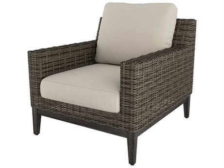 Ebel Remy Wicker Lounge Chair PatioLiving