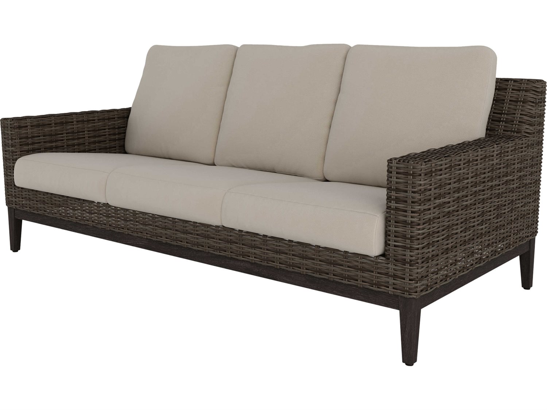 Ebel Remy Wicker Sofa Ebl873