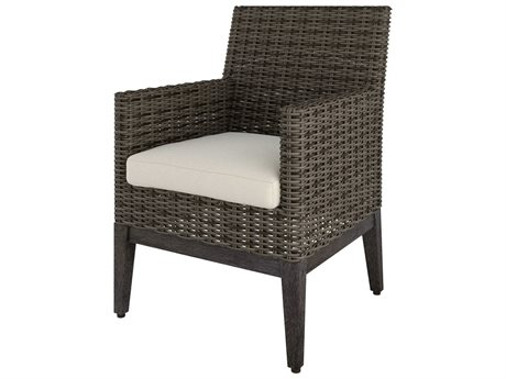 Ebel Remy Wicker Dining Arm Chair PatioLiving