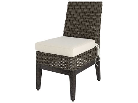 Ebel Remy Wicker Dining Side Chair PatioLiving