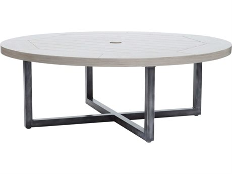 Ebel Amalfi Aluminum Carbon Chat Table Base