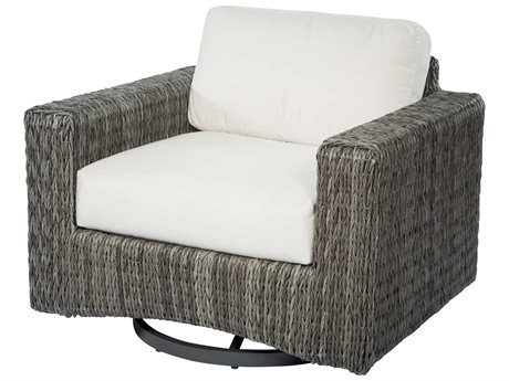 Ebel Orsay Wicker Swivel Glider Lounge Chair