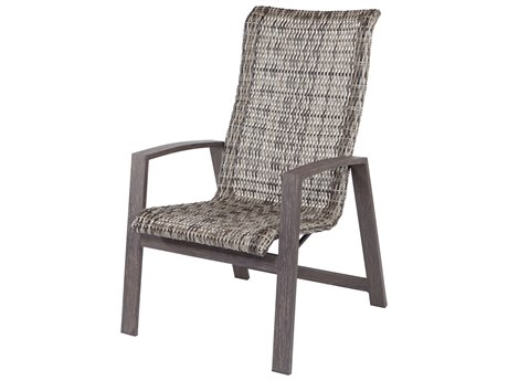 Ebel Mirasol Wicker Dining Arm Chair (Sold in 2)