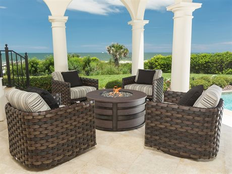 Ebel Allegre Wicker Lounge Set