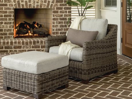 Ebel Avallon Wicker Lounge Set PatioLiving