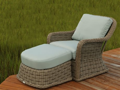 Ebel Bellevue Wicker Lounge Set