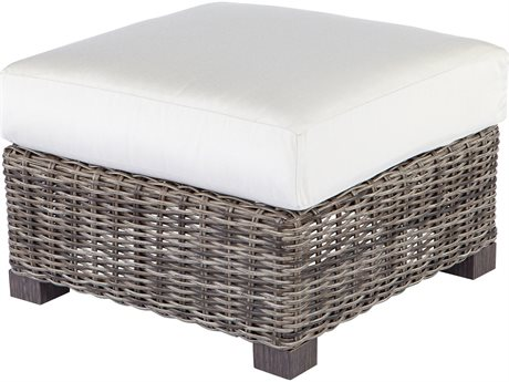 Ebel Avallon Ottoman Replacement Cushions PatioLiving