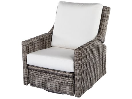 Ebel Avallon Lounge Chair Swivel Recliner Replacement Cushions PatioLiving
