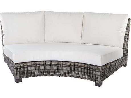 Ebel Avallon Curved Sofa Replacement Cushions PatioLiving