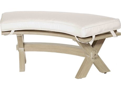 Ebel Portofino Curved Bench Replacement Cushions
